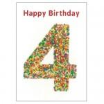 Birthday Card - Freckle - 4