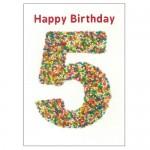Birthday Card - Freckle - 5