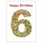 Birthday Card - Freckle - 6