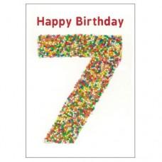Birthday Card - Freckle - 7