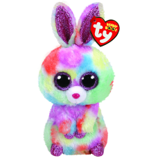 Beanie Boo - Bloomy Pastel Easter Bunny