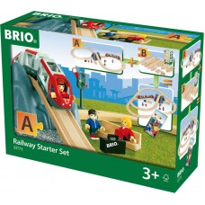 Train Set - Wooden Figure 8 Starter Set - Brio