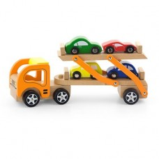 Car Carrier Wooden - Viga Toys