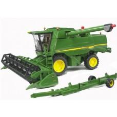 Combine Harvester John Deere - Bruder 2132