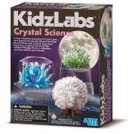 Crystal Science - KidzLabs 4M