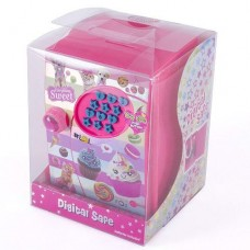 Digital Money Safe Toy Bank with Electronic Password Lock - Sweet Crush
