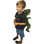 Dinosaur Backpack TRex Green