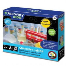 Chemistry Lab 80 Experiments - Discovery Kids