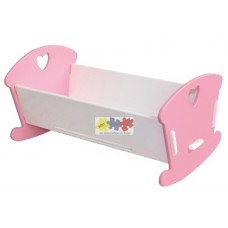 Dolls Cradle with Bedding - Viga Toys