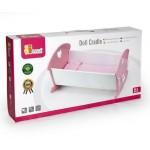 Dolls Cradle with Bedding - Viga Toys