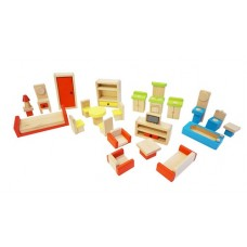 Dolls House Furniture - Fun Factory