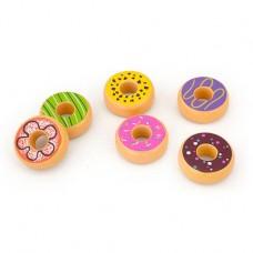 Donut Wooden Play Set - Viga Toys
