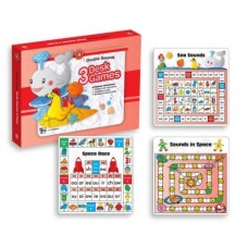 Double Sounds Desk Games - Learning Can be Fun