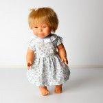 Doll - Down Syndrome Girl Blonde