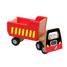 Dump Truck Wooden - Classic World Toys