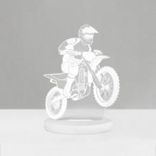 Nightlight Duski Dream Light LED USB - Motorcycle