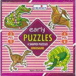 Early Puzzles Creatives - Dinosaurs