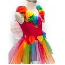 Fairy Dress - Enchanted Rainbow Dress