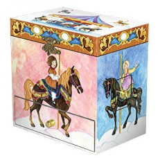Music Jewellery Box Carousel - Enchantmints
