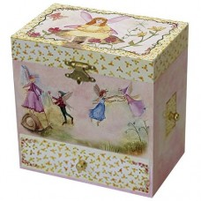 Music Jewellery Box Just in Case Fairy - Enchantmints