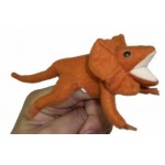 Finger Puppet - Frilled Neck Lizard