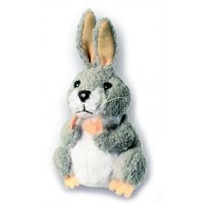 Finger Puppet - Grey Rabbit
