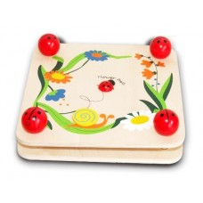 Flower Press Ladybird - Fun Factory