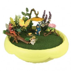 Fairy Landscape Kits Yellow - Flower Fairies NEW