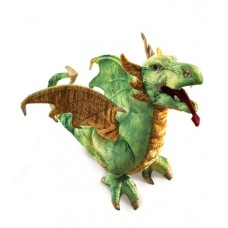 Folkmanis Hand Puppet - Dragon Wyvern