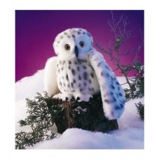 Folkmanis Hand Puppet - Snowy Owl