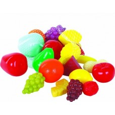 Fruit  Playfood Set 21 pces - Gowi Toys
