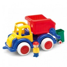 Garbage Truck with figure - Viking Toys
