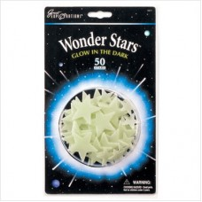 Glow in the Dark - Wonder Stars
