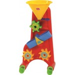 Sand & Water Mill -  Gowi Toys -  red