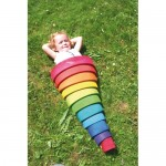 Rainbow Stacker Large - Grimm's Toys