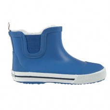 Gumboots Short Peacock Blue - French Soda