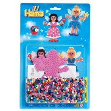 Hama Bead Kit - Fairies