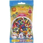 Hama Beads 1000 pces Basic Mixed Bag
