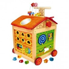 Activity Centre - Farm House - I'M Toys