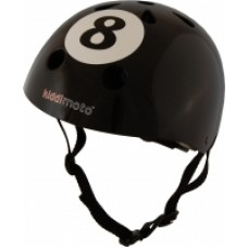 Helmet - 8 Ball - Kiddimoto