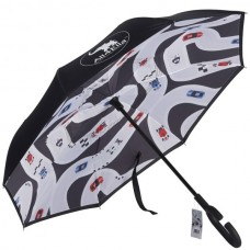 Umbrella Inside Out for Kids - Racing Cars