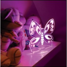 Nightlight LED USB - Butterfly