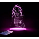 Nightlight LED USB - Mermaid