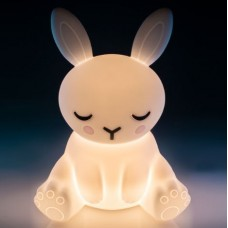 Nightlight LED USB - Lil Dreamers Bunny Soft Touch