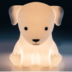 Nightlight LED USB - Lil Dreamers Puppy Soft Touch