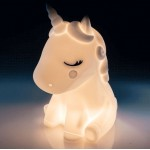Nightlight LED USB - Lil Dreamers Unicorn Soft Touch