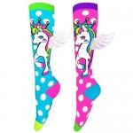MadMia Socks - Flying Unicorns