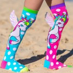 MadMia Socks - Flying Unicorns