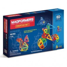 Magformers Creative  Set 90 pieces