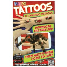 Magic Tattoos - Action Pack - App Alive